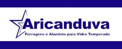 Aricanduva Ferragens e Alumínio para Vidro Temperado